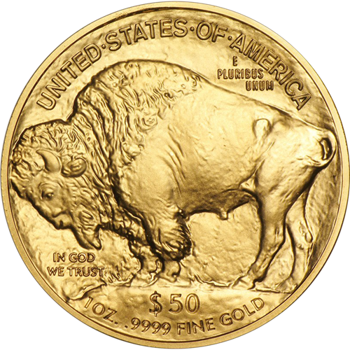 Picture of 2017 1oz 24k Gold American Buffalo